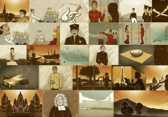 adipurba - HISTORY OF KRETEK