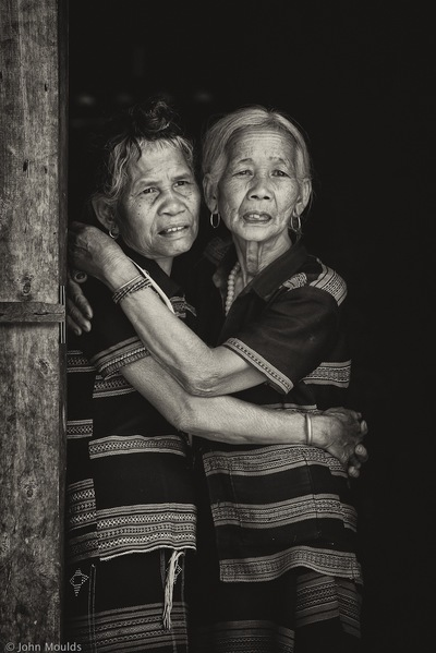 face of vietnam - Mrs Can Thai, A Hua Townlete Nham Village, A Luoi
