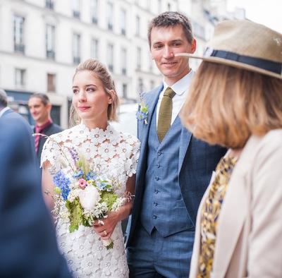 Camille Delattre   maquilleuse coiffeuse mariage Ile de France - Judith & Sébastien