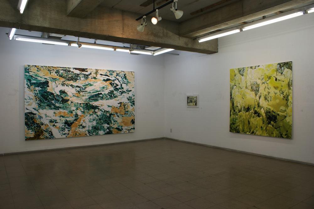 Yoshihiko Yaegashi Art Works - Gallery Saiensu, Morioka 2009