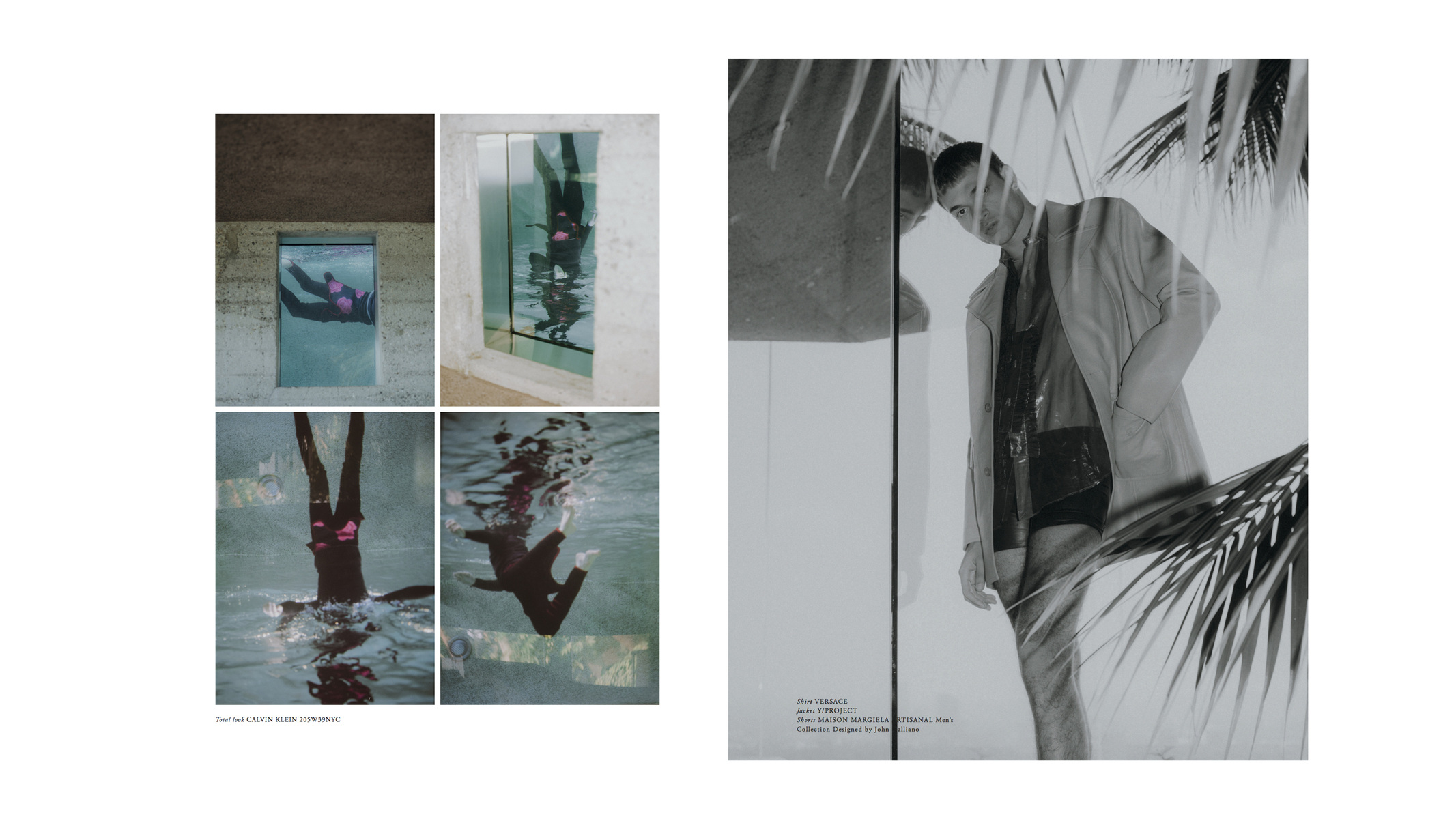 John Clayton Lee - Odda Magazine