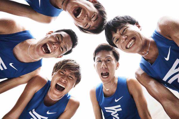 Junko Komada MAKE UP& HAIR - Nike 2019