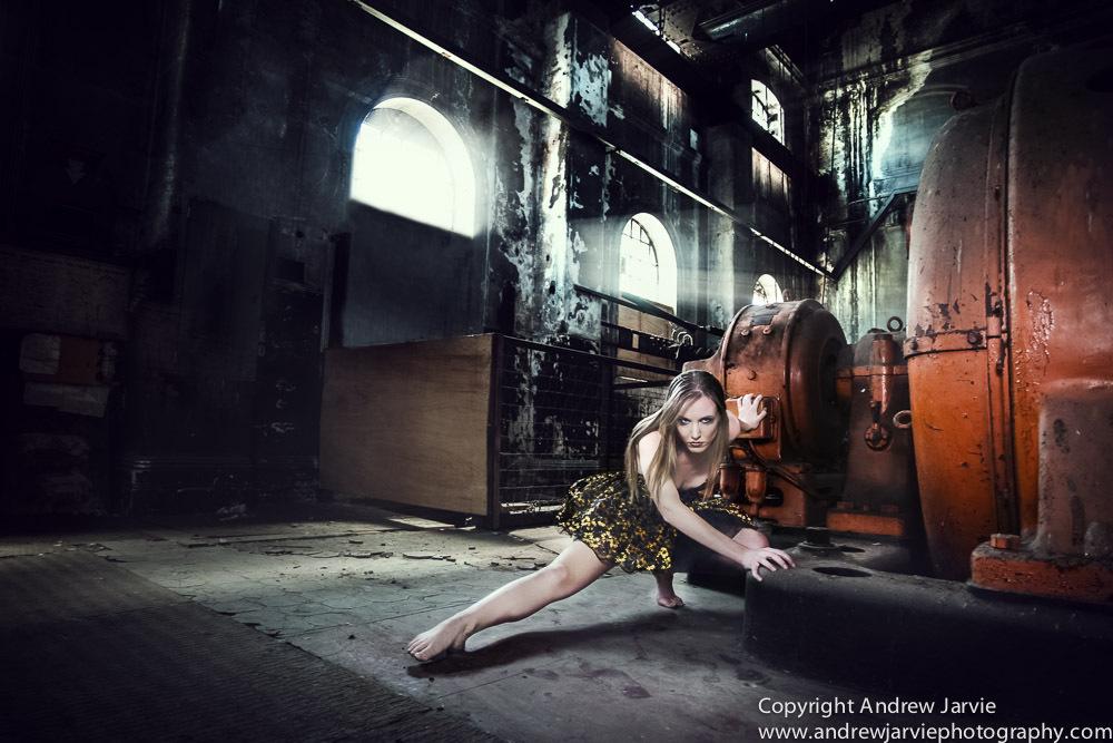 CJ Bowley - Freelance Model -