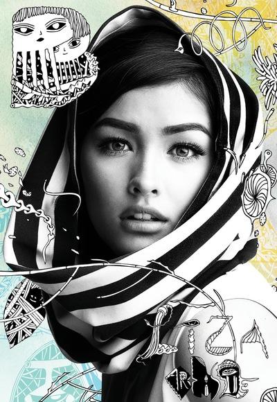 MJ BENITEZ - Liza Soberano, Benchmark Magazine (February 2015)