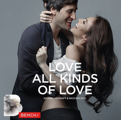 MJ BENITEZ - Bench: Love All Kinds of Love billboard