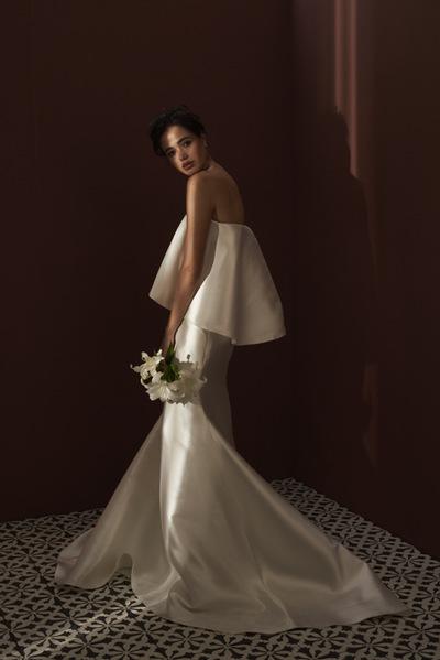 MJ BENITEZ - Vania Romoff Bridal 2016