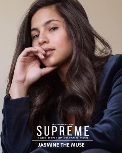 MJ BENITEZ - Jasmine Curtis-Smith, The Philippine Star Supreme (November 2016)