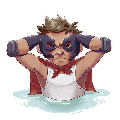 Keb Makasiar - Hero