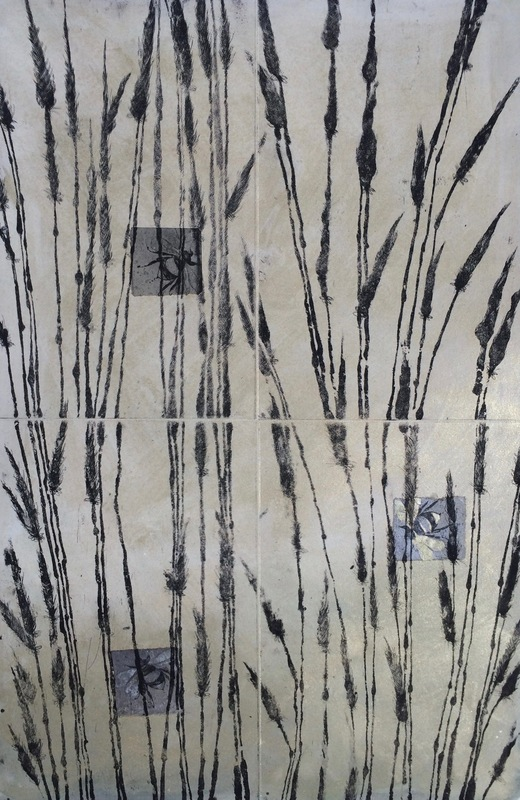 DIANA DAYMOND ART AND DESIGN - GRASSY FIELD