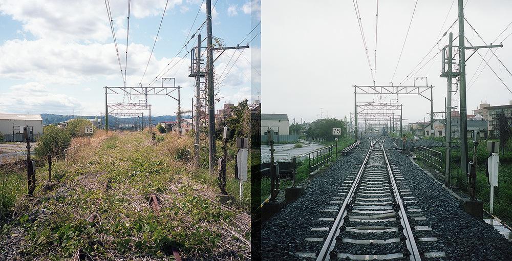 Toshiya Watanabe / 渡部敏哉 - May 2014 / Sep.2016