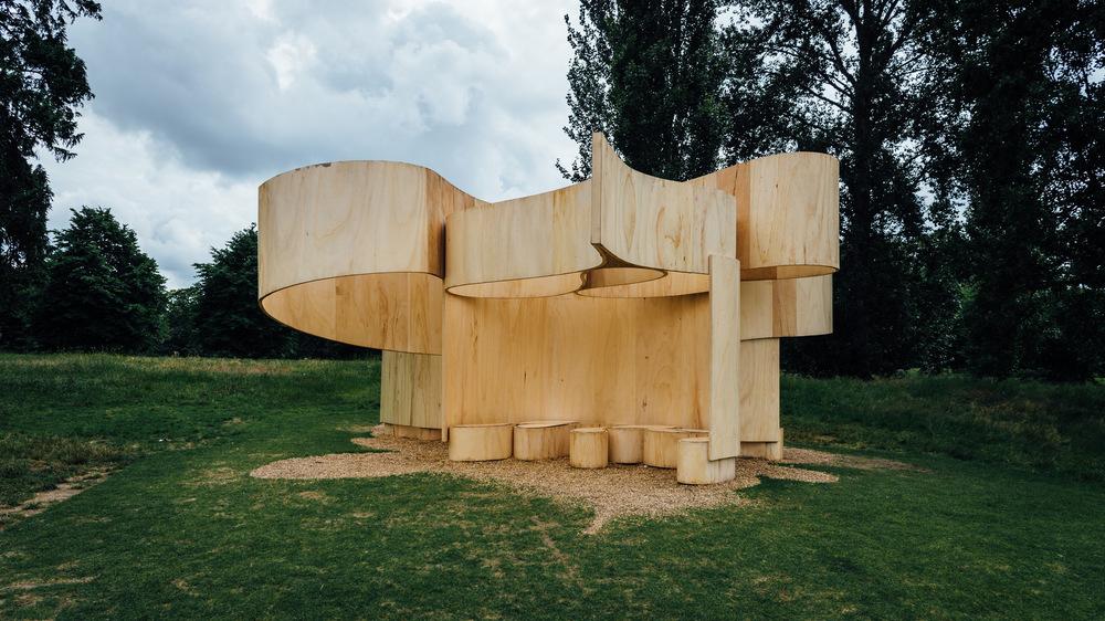 Ethan L - Serpentine Pavilion 2016