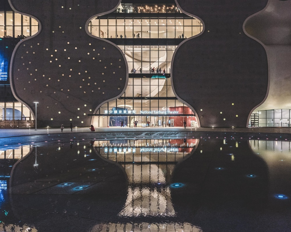 Ethan L - 臺中國家歌劇院/ National Taichung Theater