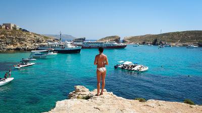 Ethan L - Blue Lagoon, Malta