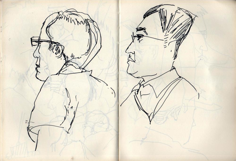 YuChi Lee - Sketchbook