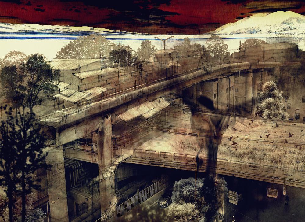 YuChi Lee - The Belan City