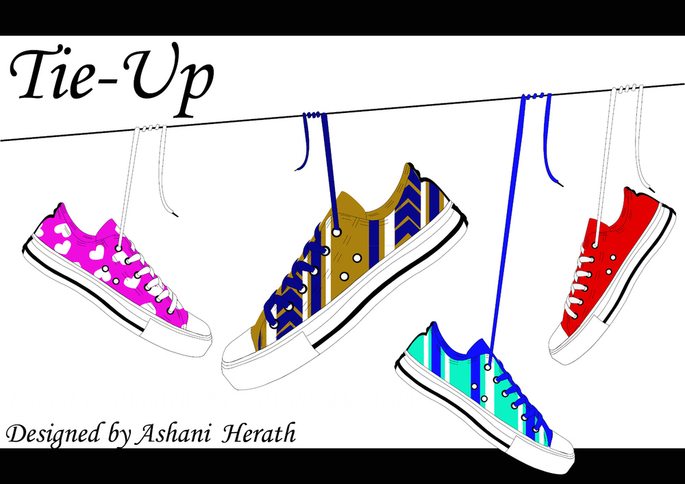 Ashani Herath - Shoe Designs