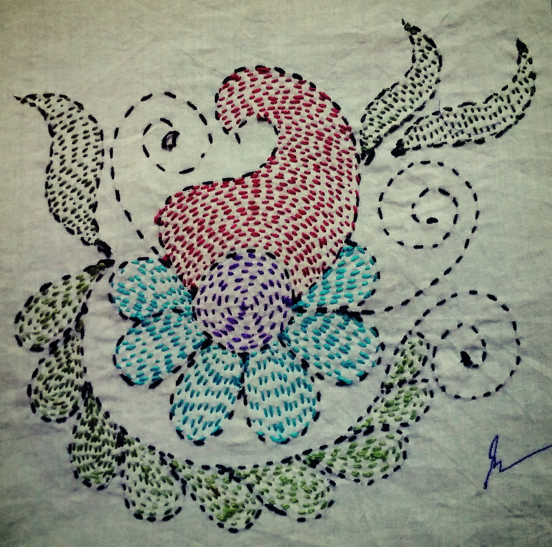 Traditional Embroideries