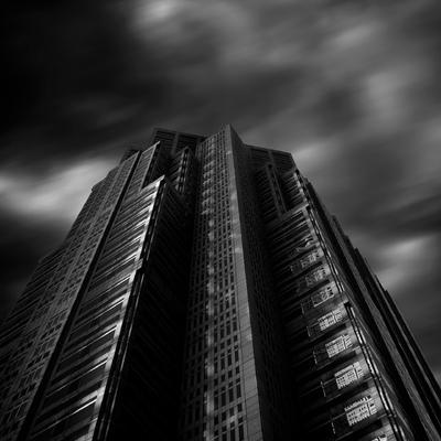 Building In Nishi-Shinjuku, Tokyo, Japan