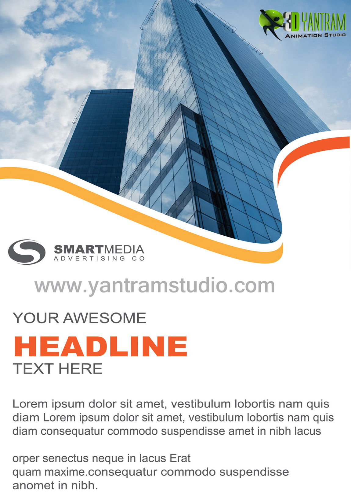 Yantram Studio - Real Estate Brochure Services By Yantram website development - Amsterdam, Netherland