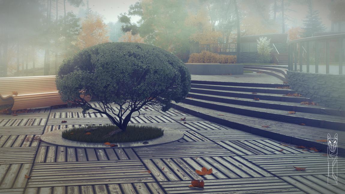 3D_feel - My autumn